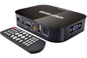 Reproductor Multimedia con Disco Duro